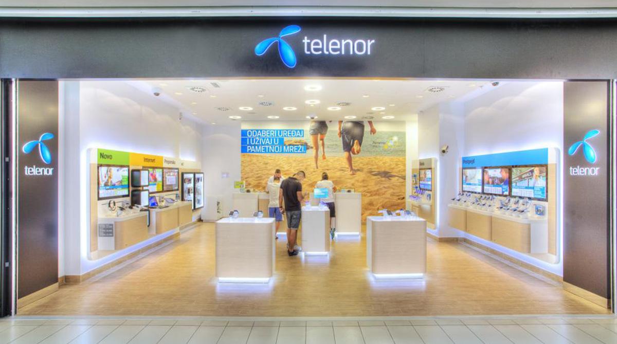 telenor kontakt telefon