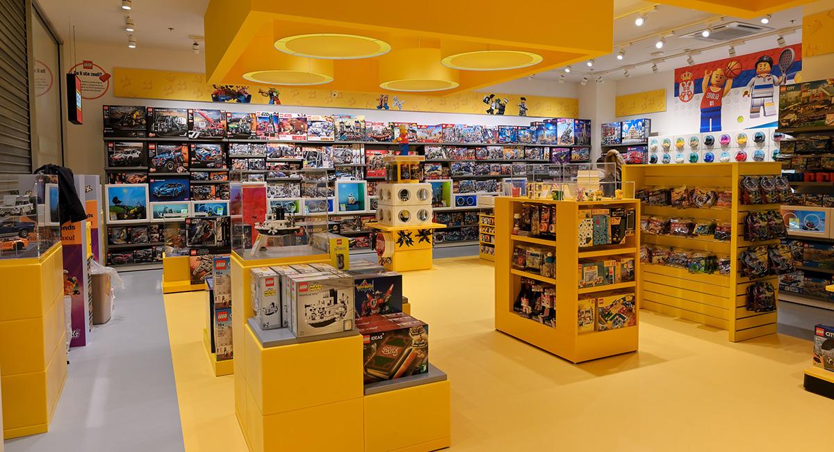 LEGO (kockice) Legostore