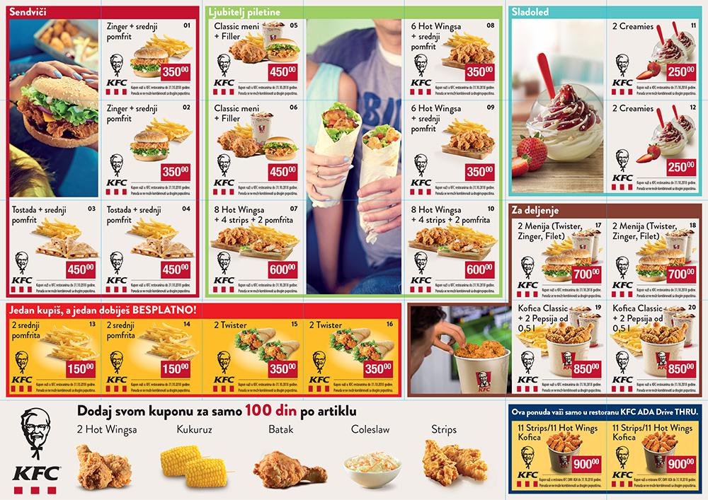 KFC Ušće