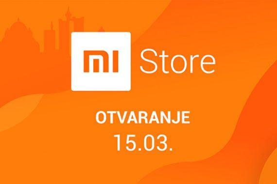 Xiaomi – Otvaranje radnje 15.03.