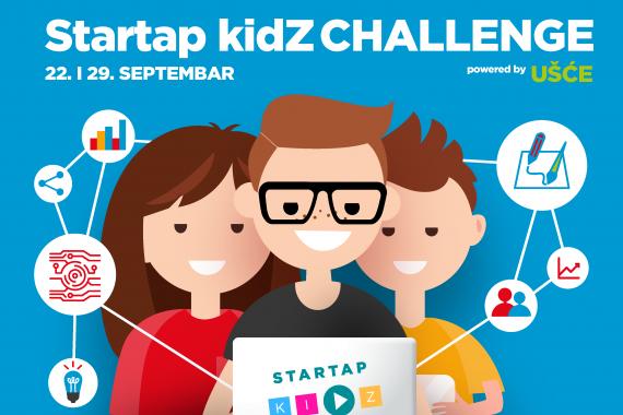STARTAP KIDZ CHALLENGE powered by UŠĆE