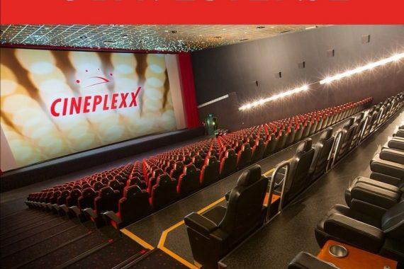 Cineplexx  obaveštenje!