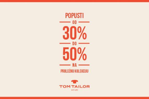 Međusezonski popusti od 30% do 50%